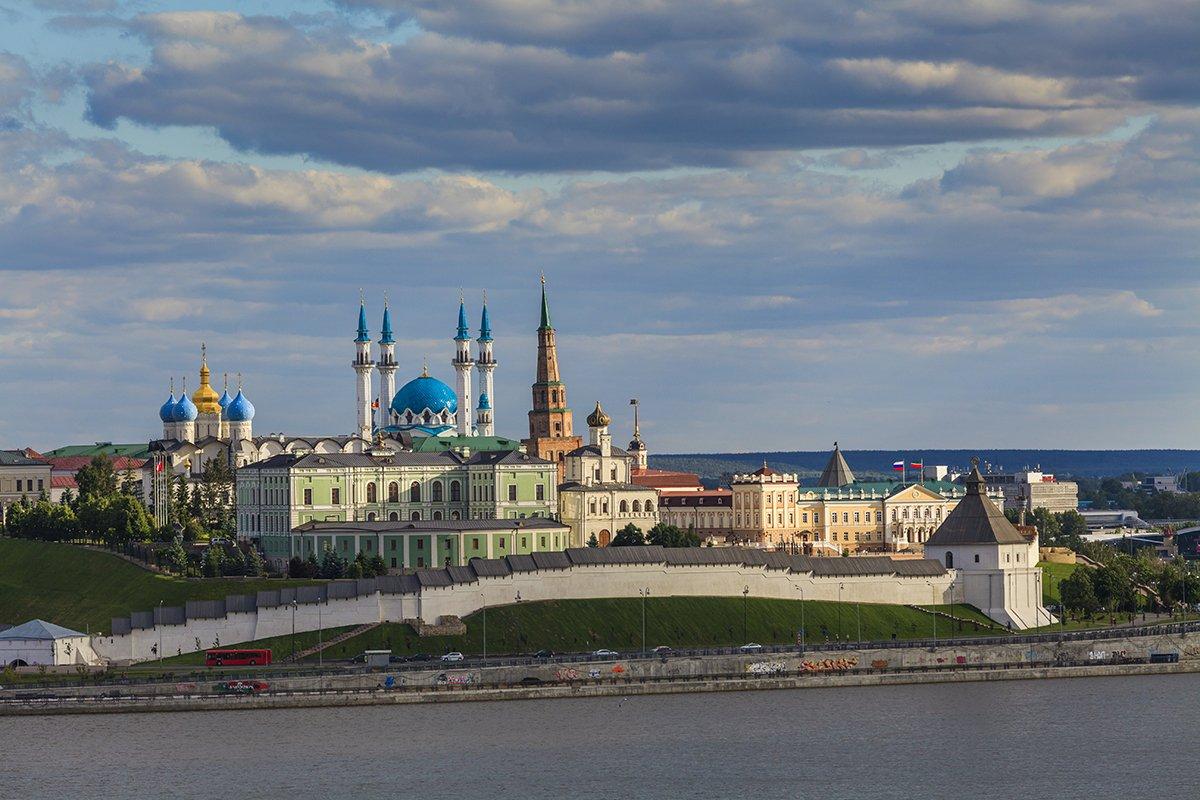Казань -столица Татарстана