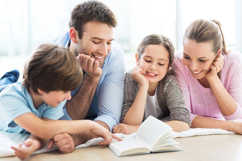Читаем детям вместе
