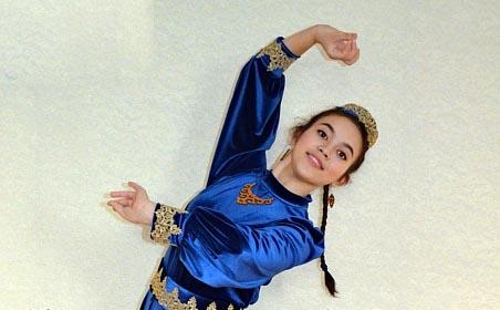 Ильвина Зарафутдинова