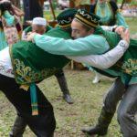 Татарская борьба