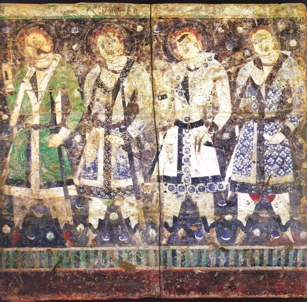 Тохары-древние татары