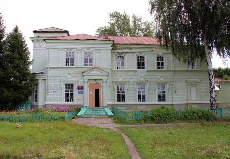 Имение татарских князей Кулунчаковых