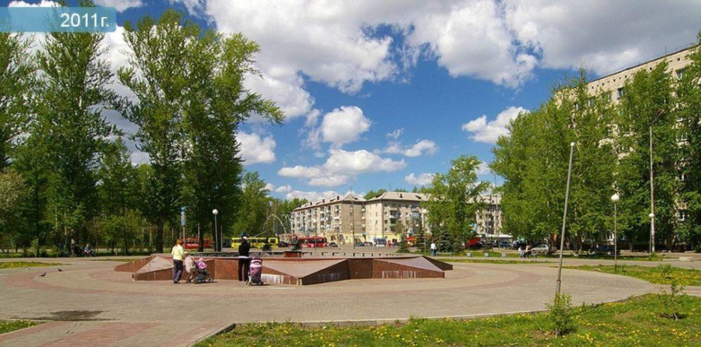 Парк имени Карима Тинчурина