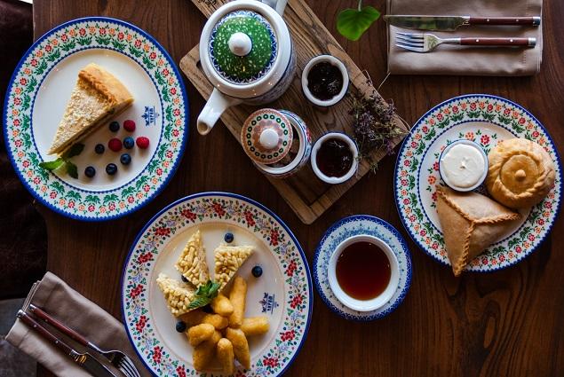 Блюда татарской кухни