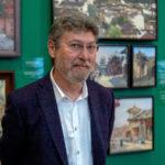 В Казани открылась выставка художника Азата Галимова