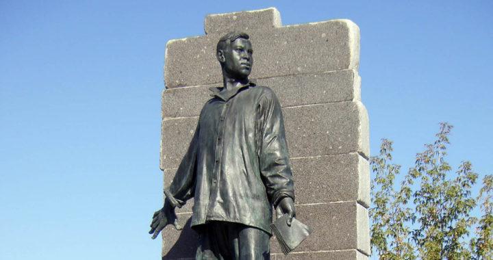 Памятник Мусе Джалилю в Москве