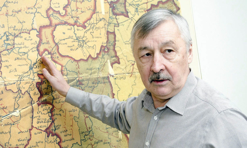 Рафаэль Хакимов: «До XIV века в качестве названия Золотой Орды использовался термин «Татария»