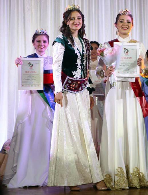 Московский конкурс Татар кызы-2020