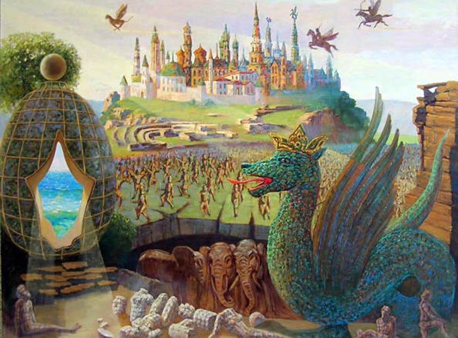 Татарские легенды