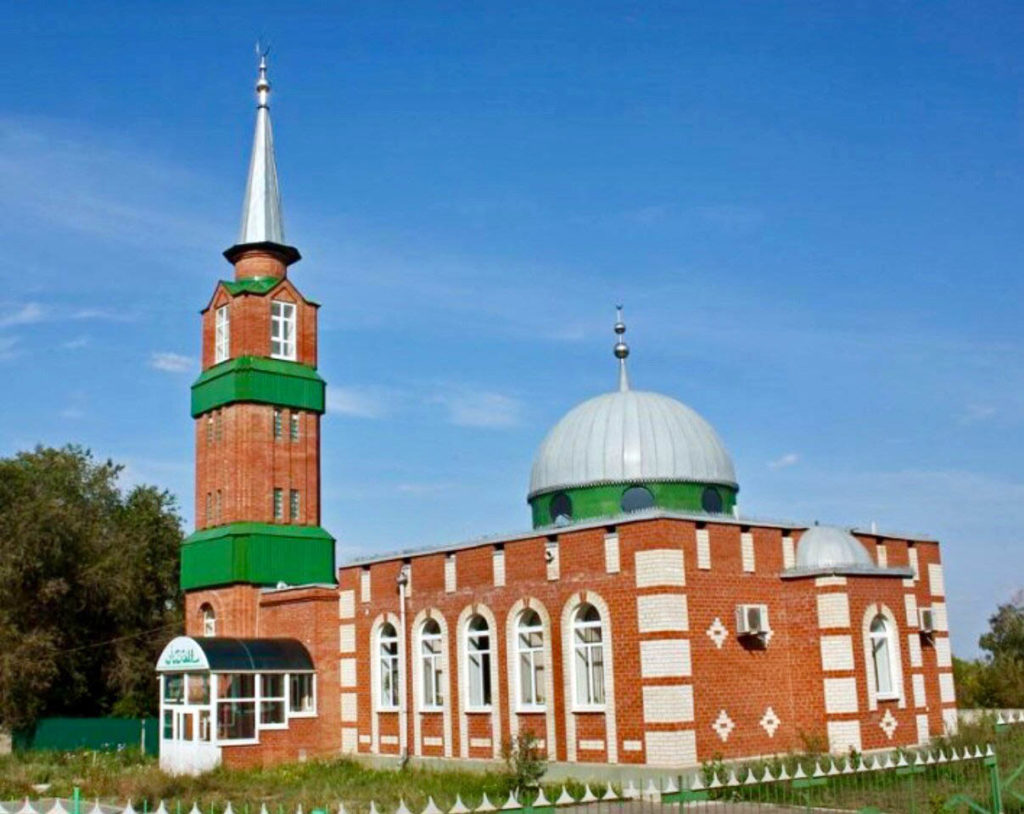 Мечеть Азан Сызрань