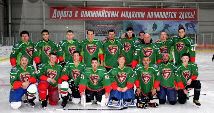 Татарская команда Дуслар