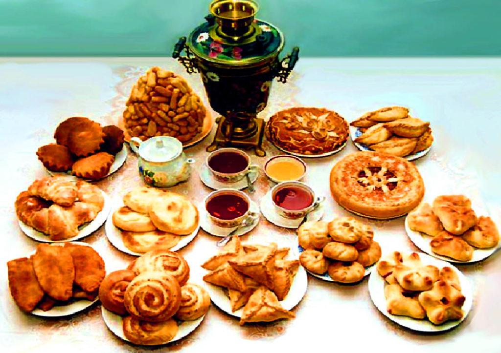 Татарские блюда