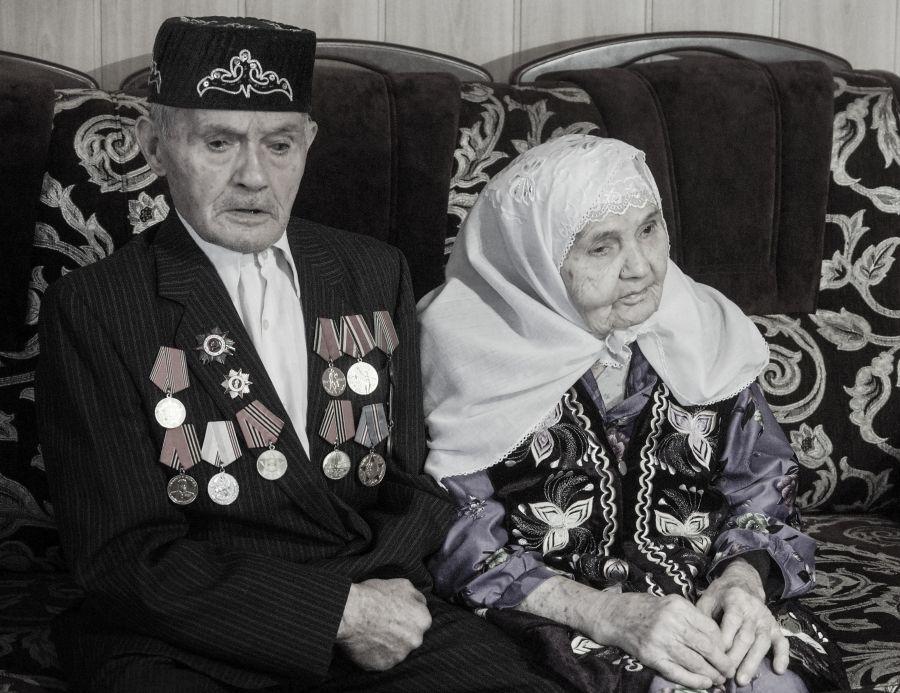 татарские ветераны