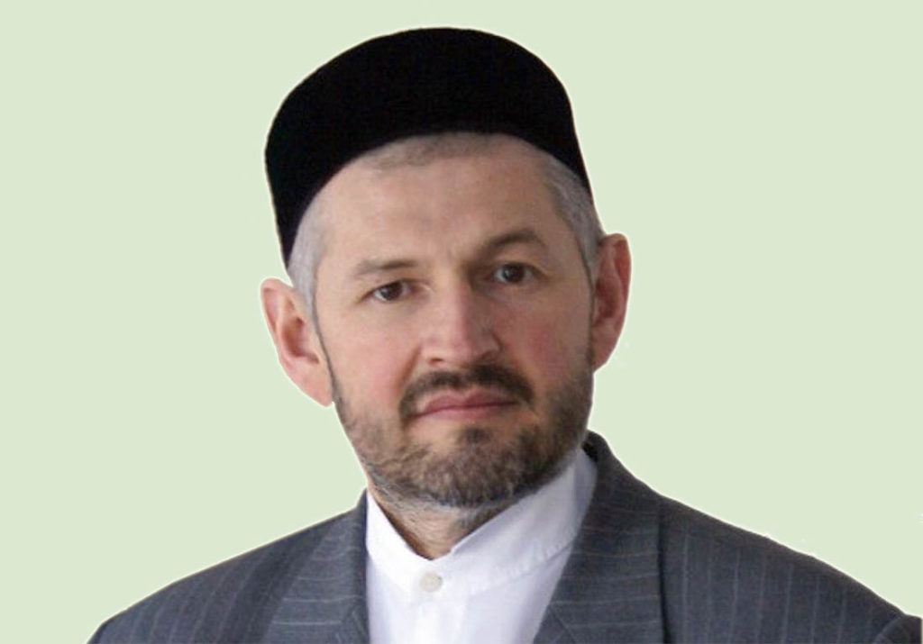 Валиулла Якупов