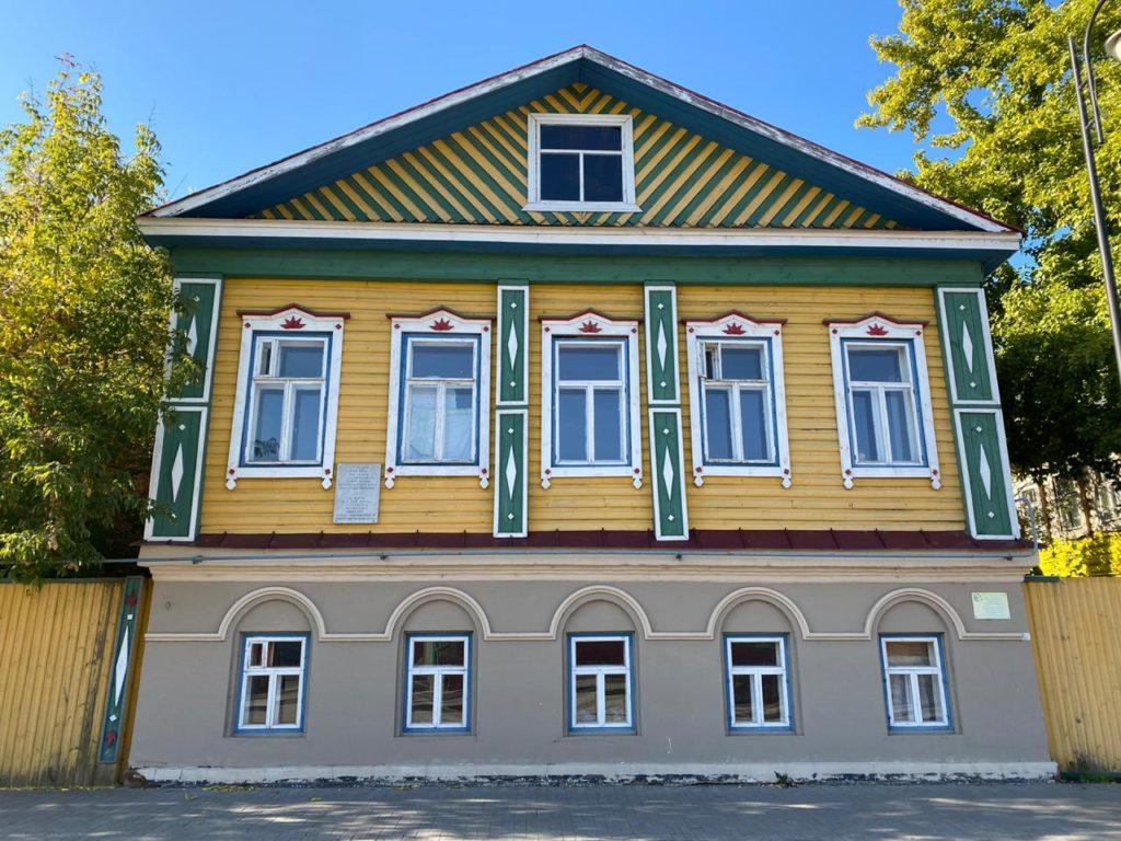 Дом Шигабутдина Марджани в Казани