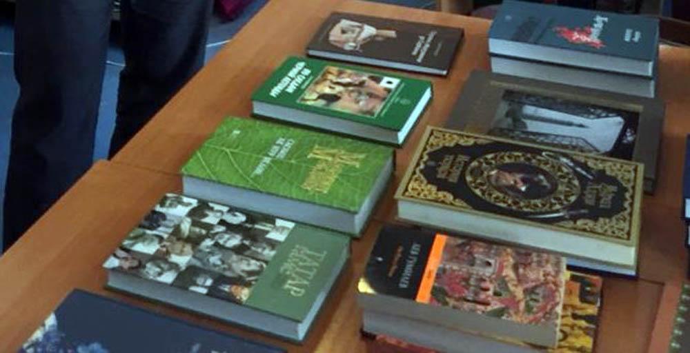Наурузово татарские книги