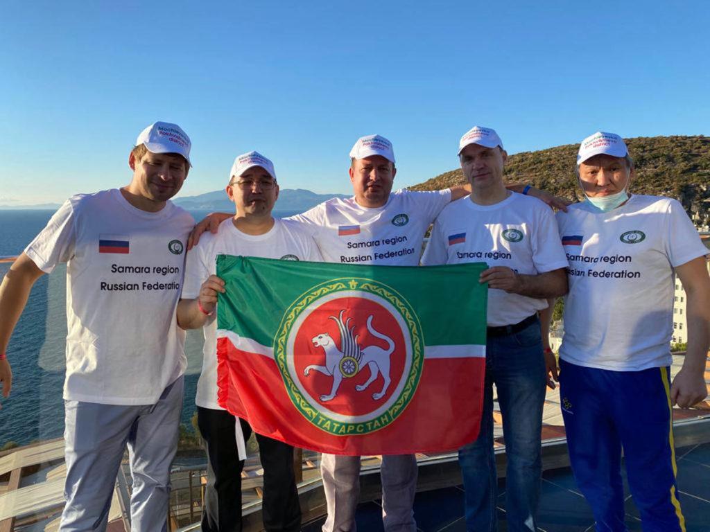 Шашисты Фахрутдина Канюкаева