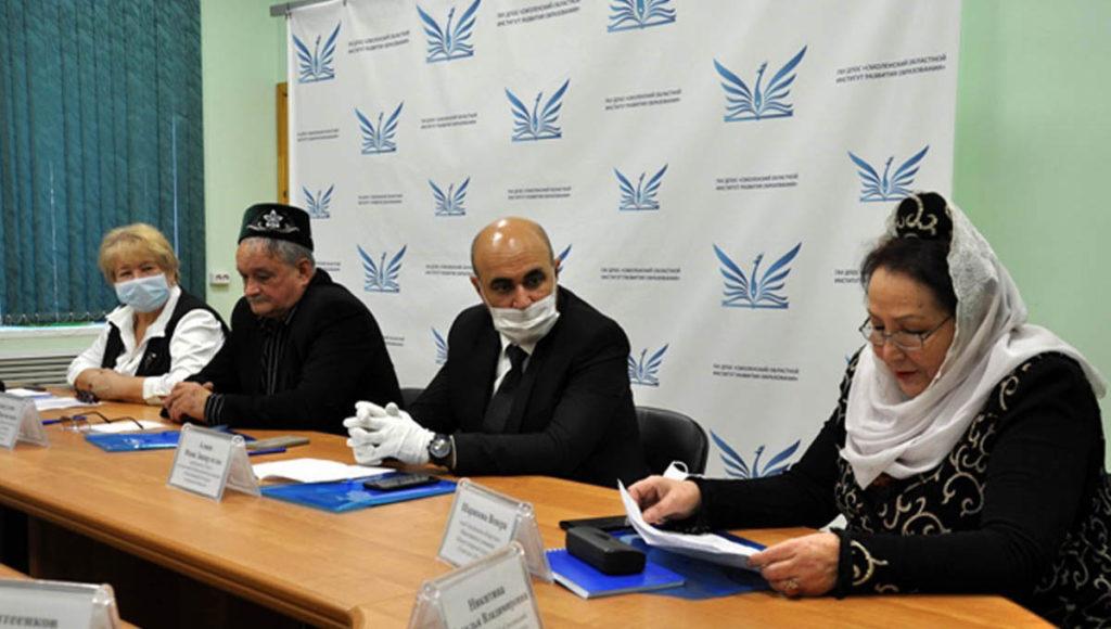 В Смоленске обсудили культурно-историческое взаимодействие татар и русских