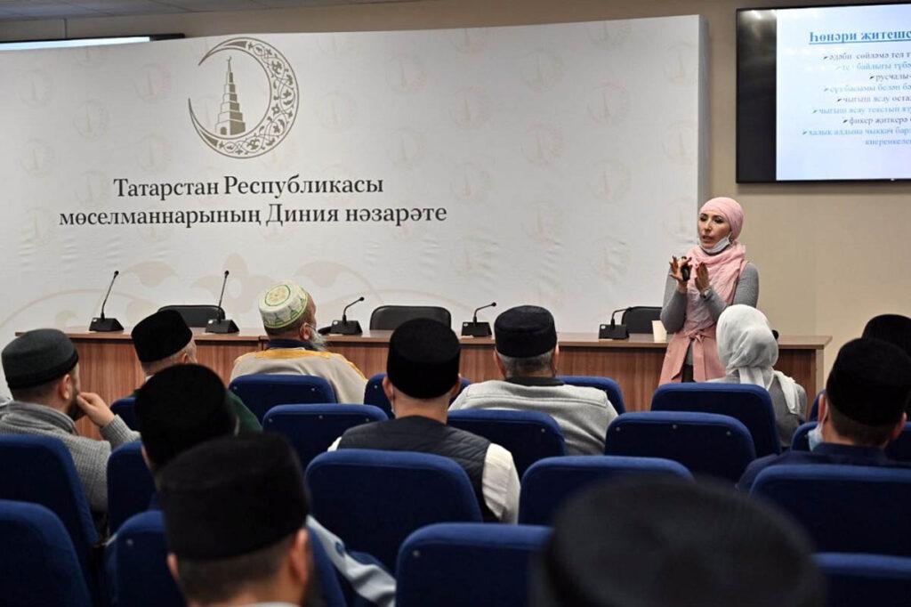 Курсы имамов Татарстан