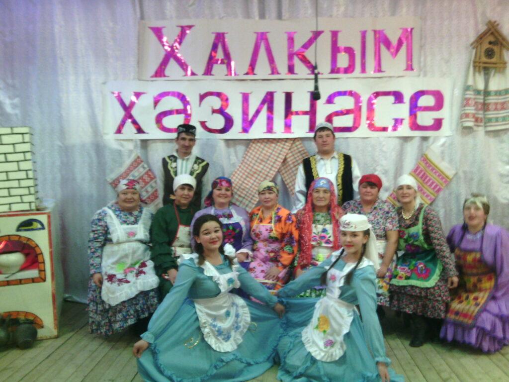 Пермские татары