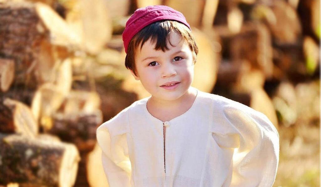 Татарский мальчик