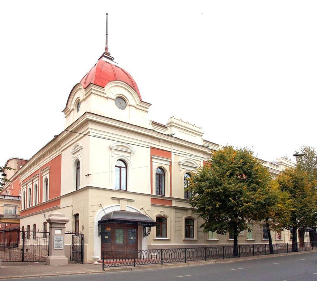 Татарский Театр Карима Тинчурина Казань