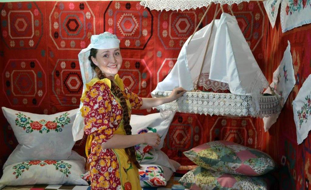 Татарские колыбельные