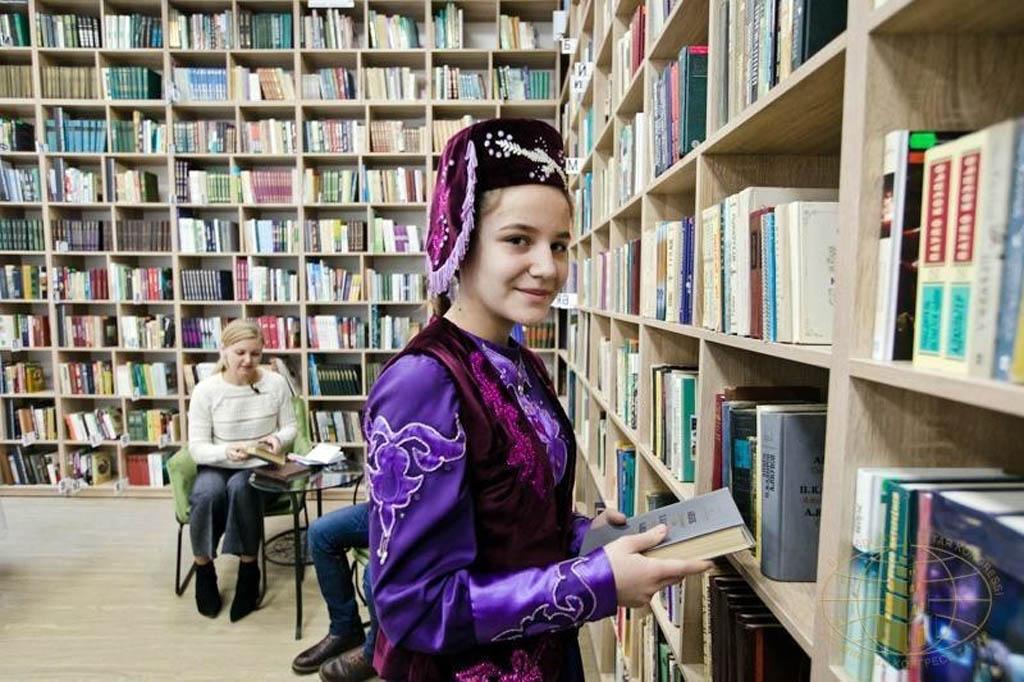 Библиотека имени Хусаина Ямашева Оренбург