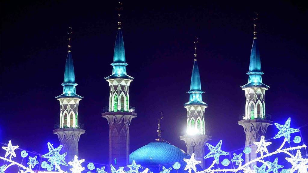 Новогодняя Казань. Кул Шариф