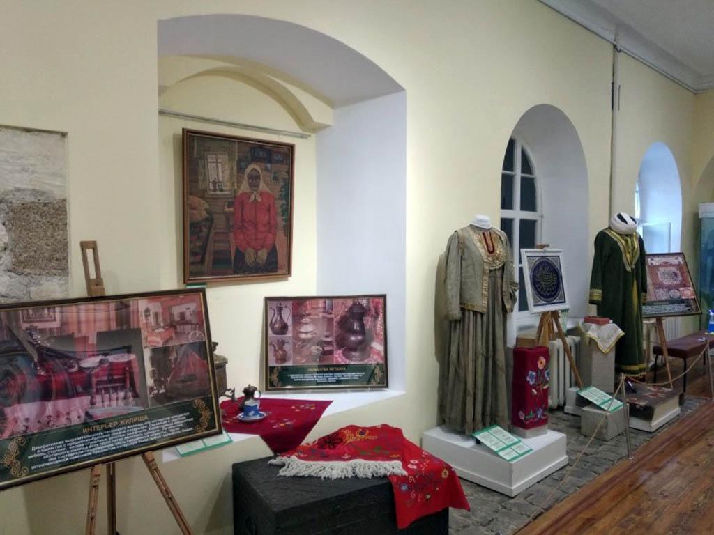 Выставка В гостях у татар