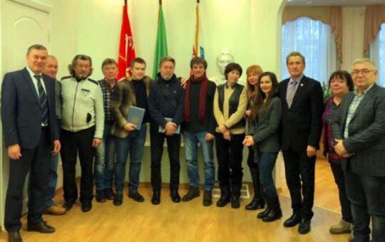 Ассоциации татарских творческих деятелей Петербурга