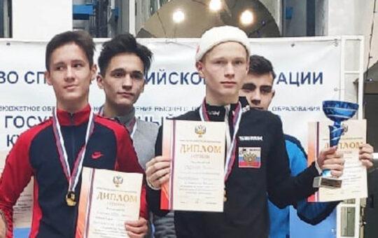Данил и Марс Садреевы, Руслан Ахметшин и Эмиль Калимуллин