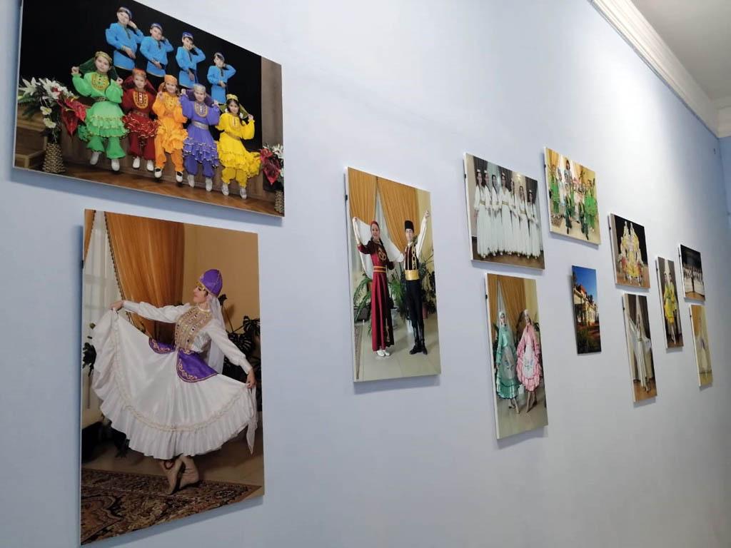 Фотовыставка Татарский национальный костюм