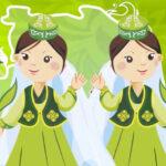 В Прокопьевске сегодня пройдёт Финал детского конкурса «Татар кызы-2021»