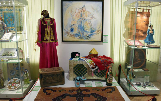 Татарский музей