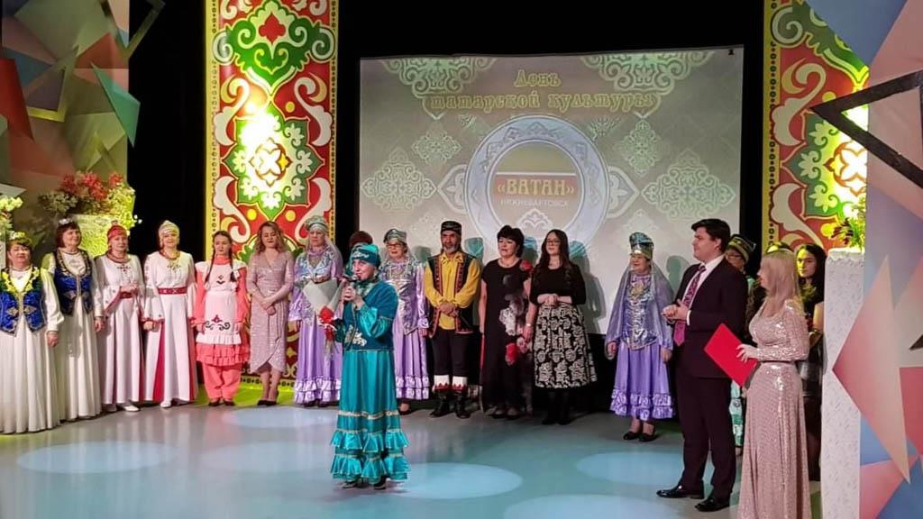 Татары Нижневартовска