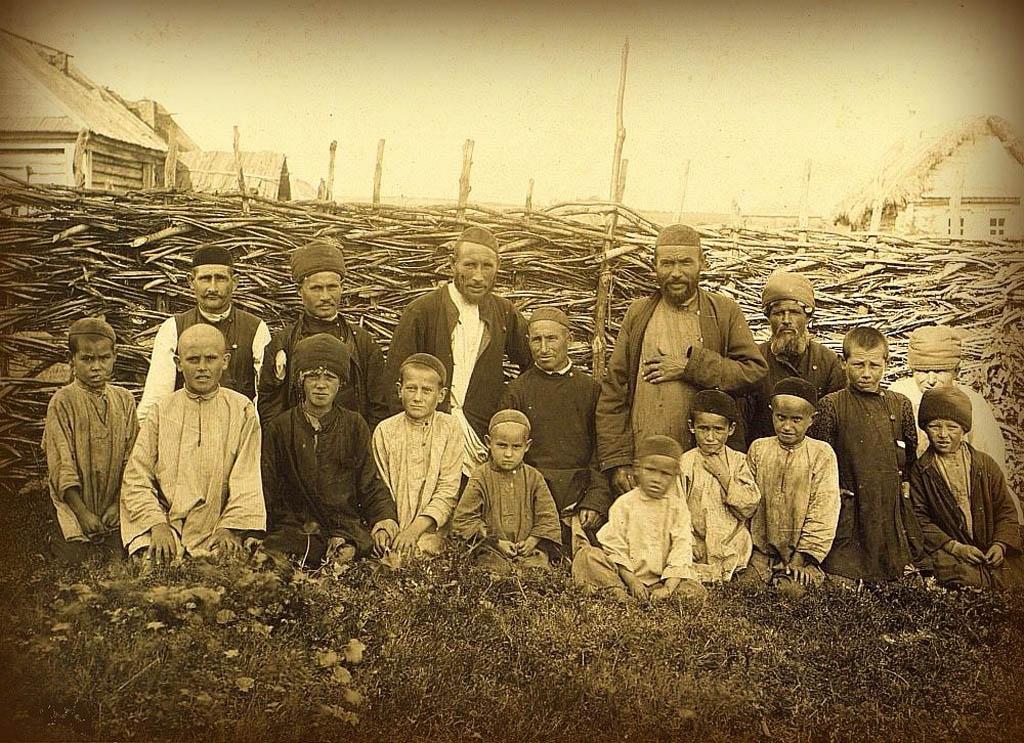 Татары Восточного Закамья