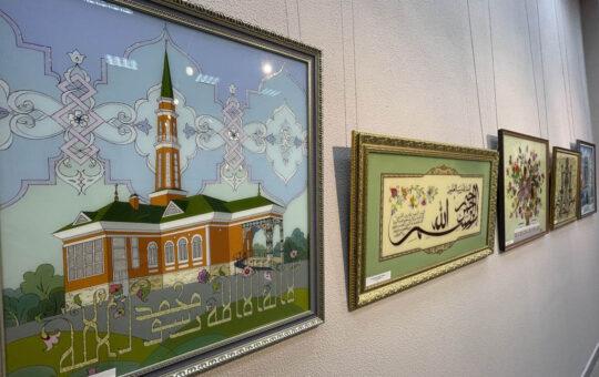 Женский взгляд на татарский шамаиль