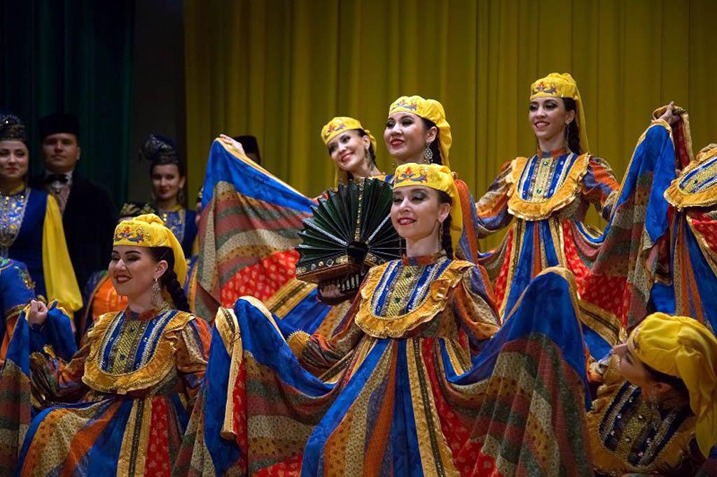 Ансамбль песни и танца Татарстана