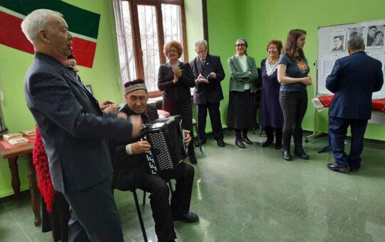 День памяти Мусы Джалиля в Алматы 2021