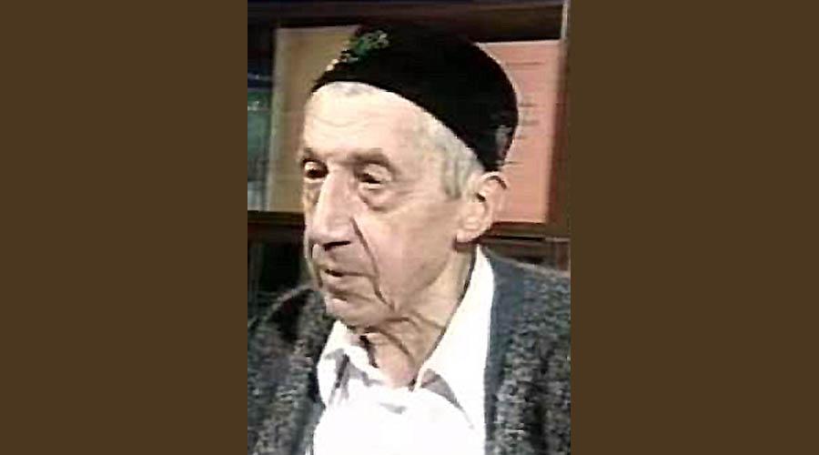 Эдхям Тенишев