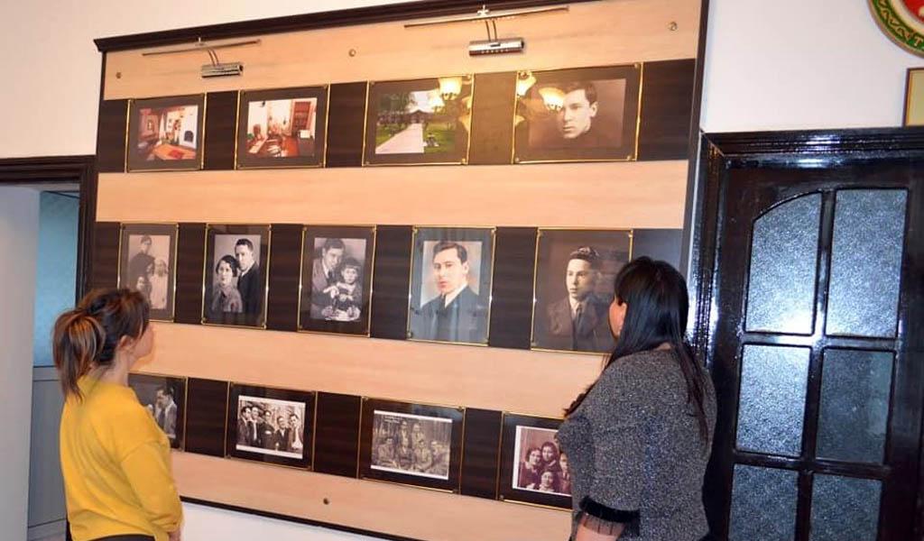 Фотовыставка о Мусе Джалиле в Баку