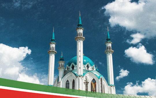 Мечеть Кул Шариф Казань Татарстан
