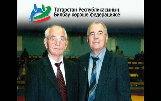 Мягас Сахабутдинов и Асхат Шайхутдинов