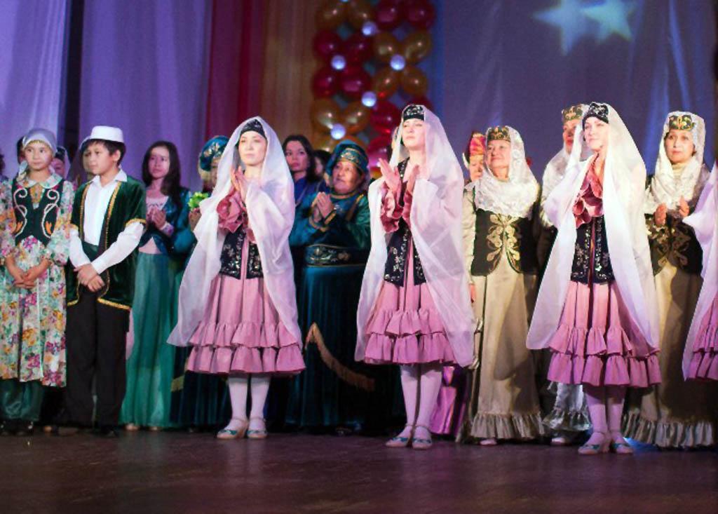 Омские татары
