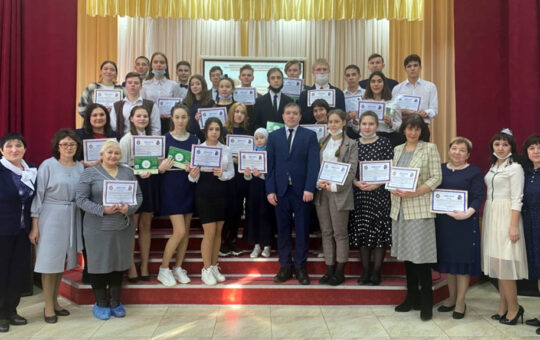 Победители конференции Джалиля