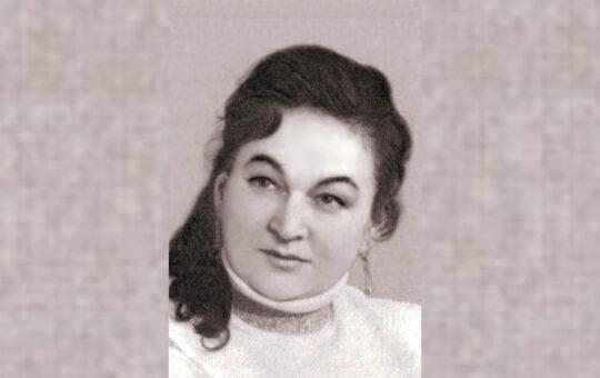 Шахсанем Асфандиярова