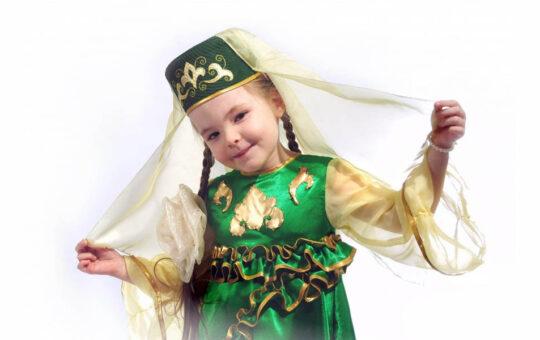 Татарская девочка