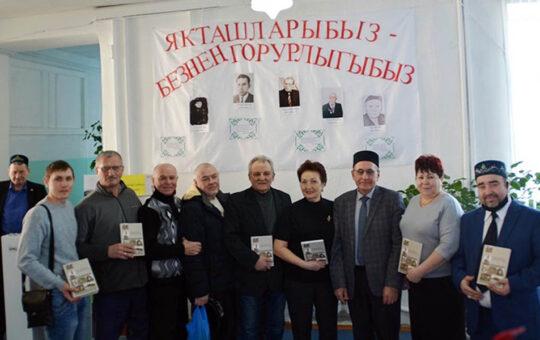 Татарские сёла Самарского края
