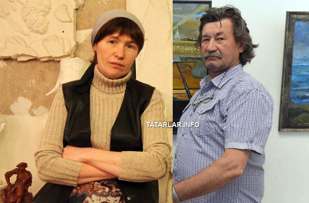 Винера Абдуллина и Ильдус Вахитов